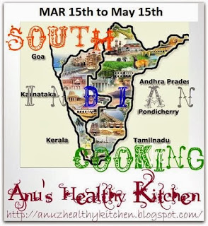 South Indian Cooking ~ Event Roundup