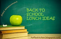 Events, blog events, back to school ideas, back to school, back to school lunch recipes, Lunch box,