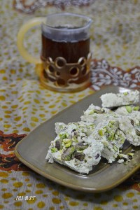 Sheer Payra ~ Afghani Milk Fudge