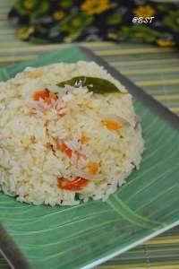 Thakkali Neychoru ~ Tomato Ghee Rice