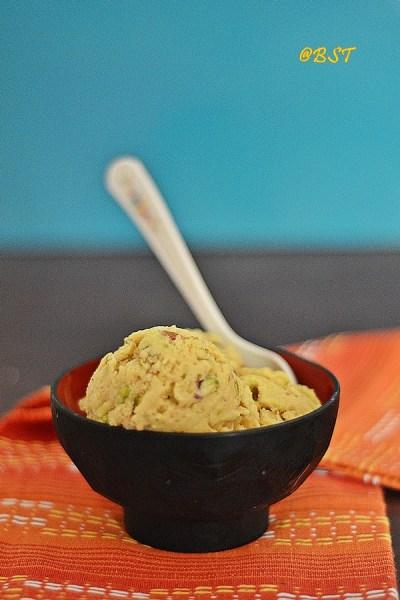 9. Mango Pistachio Coconut Milk Icecream