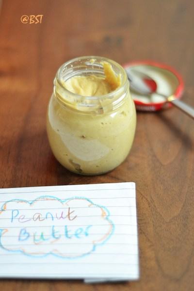 29. Homemade Peanut Butter
