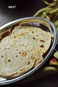 Madakku Chapathi ~ Layered Flat Bread