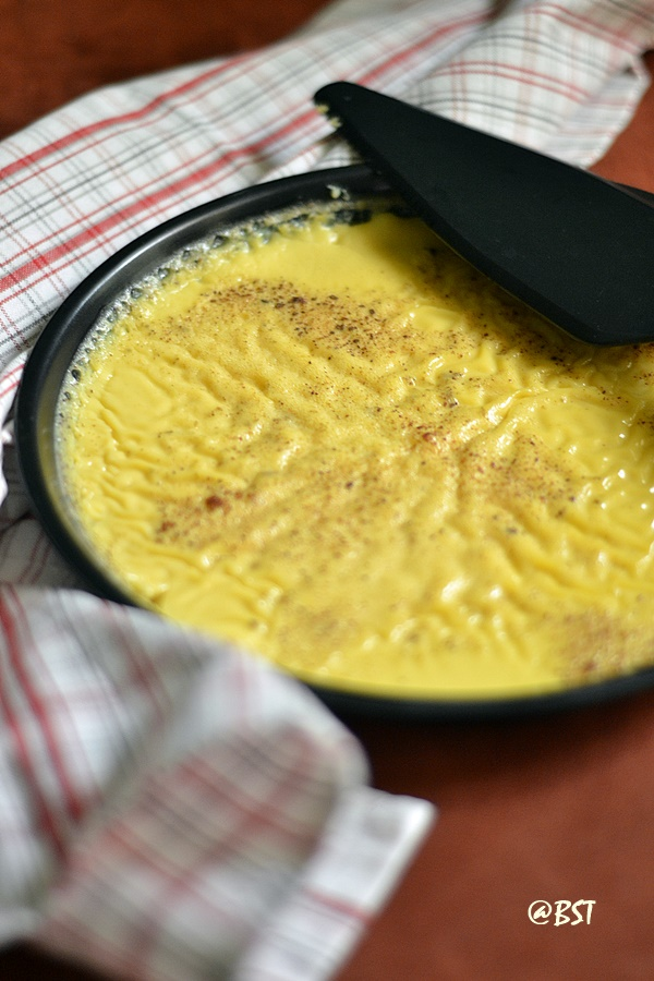 Baked Custard (and a Giveaway!)