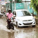 thebiharnews_in_heavy_rain_patna_postalpark