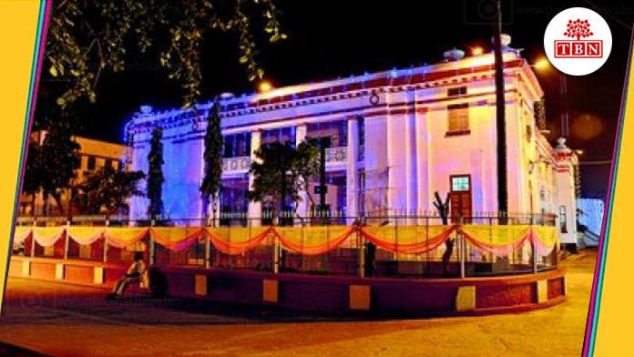 Decoration of Patna Science College on PU century celebration | The Bihar News