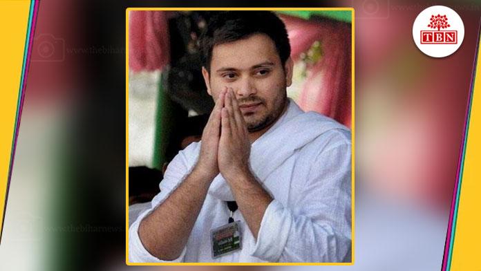 tejashwi-yadav-not-present-in-front-of-ed-patna-returned-from-delhi-the-bihar-news