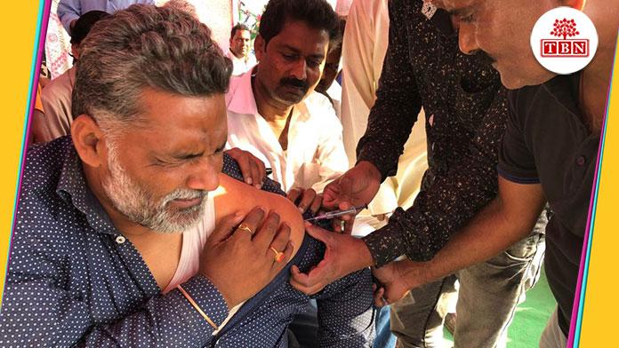 pappu-yadav-injured-in-road-accident-the-bihar-news-tbn-patna