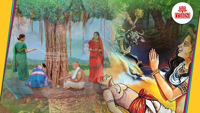 rituals of barsaitik puja (Vat Savitri Puja )-The-Bihar-News