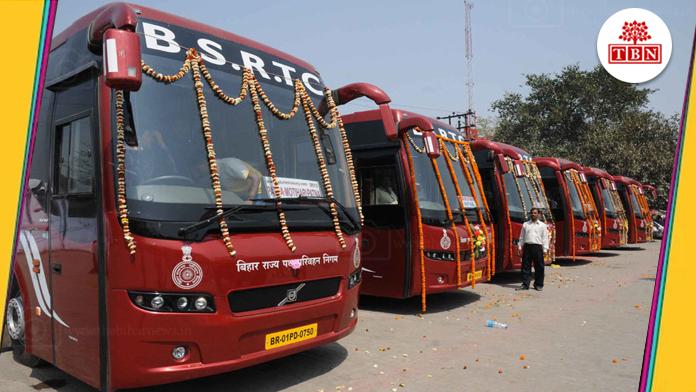 Buses from Patna to varanasi and kolkata to start soon- The-Bihar-News