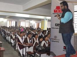 RK Crystal & Shoonya organises cybersecurity seminar at Patna Doons Public School | The Bihar News