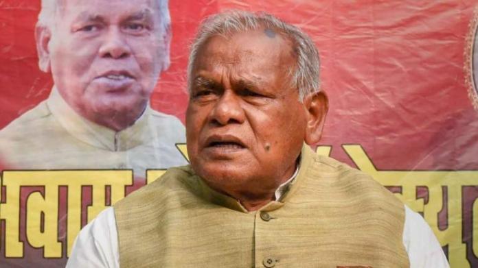 jitan ram manjhi break great alliance