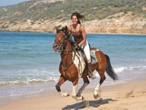 horseback-in Puerto Vallarta