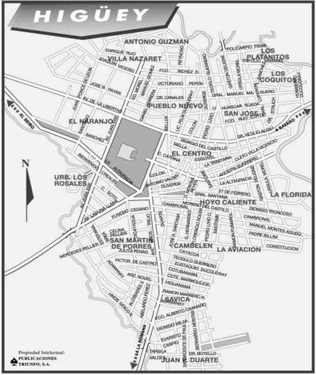 Road-Map-Punta-Cana