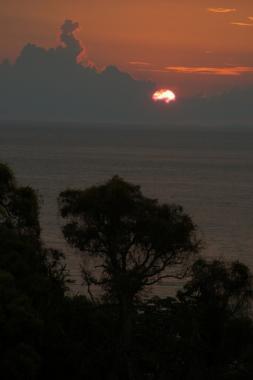 Sunset Puerto Vallarta
