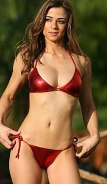 Metallicos String Bikini