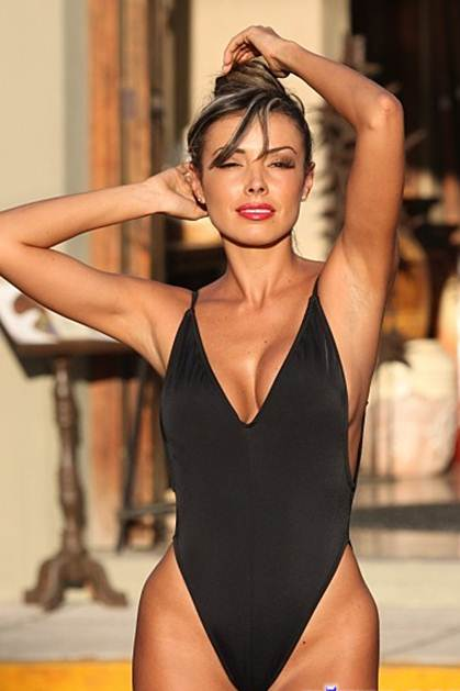 Figure Shaping One Piece Swimuit-Bathing Suit