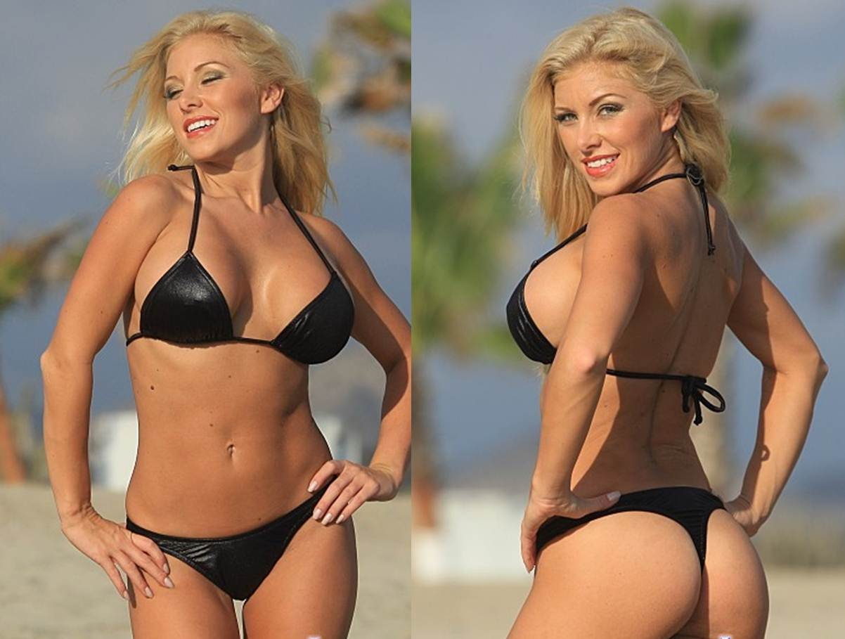 How to Buy your Girlfriend a Thong Bikini Black Thong