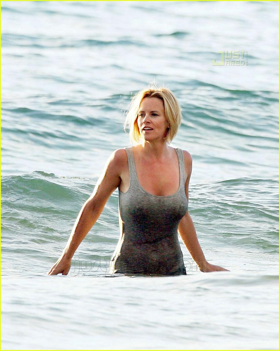 jenny mccarthy-Wet Bikini T Shirt