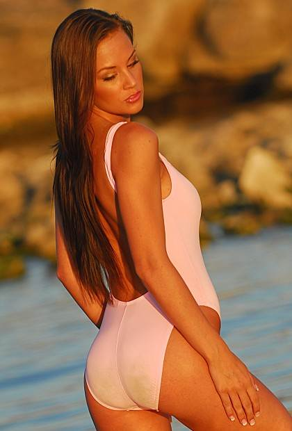 see-thru-when-wet-swimwear-brown-light-pink-one-piece-swimsuit