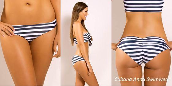Cabana Anna Bikini Bottoms