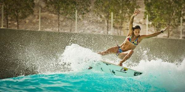 Sally FitzGibbons-Beautiful-Bikini-Action-Shot
