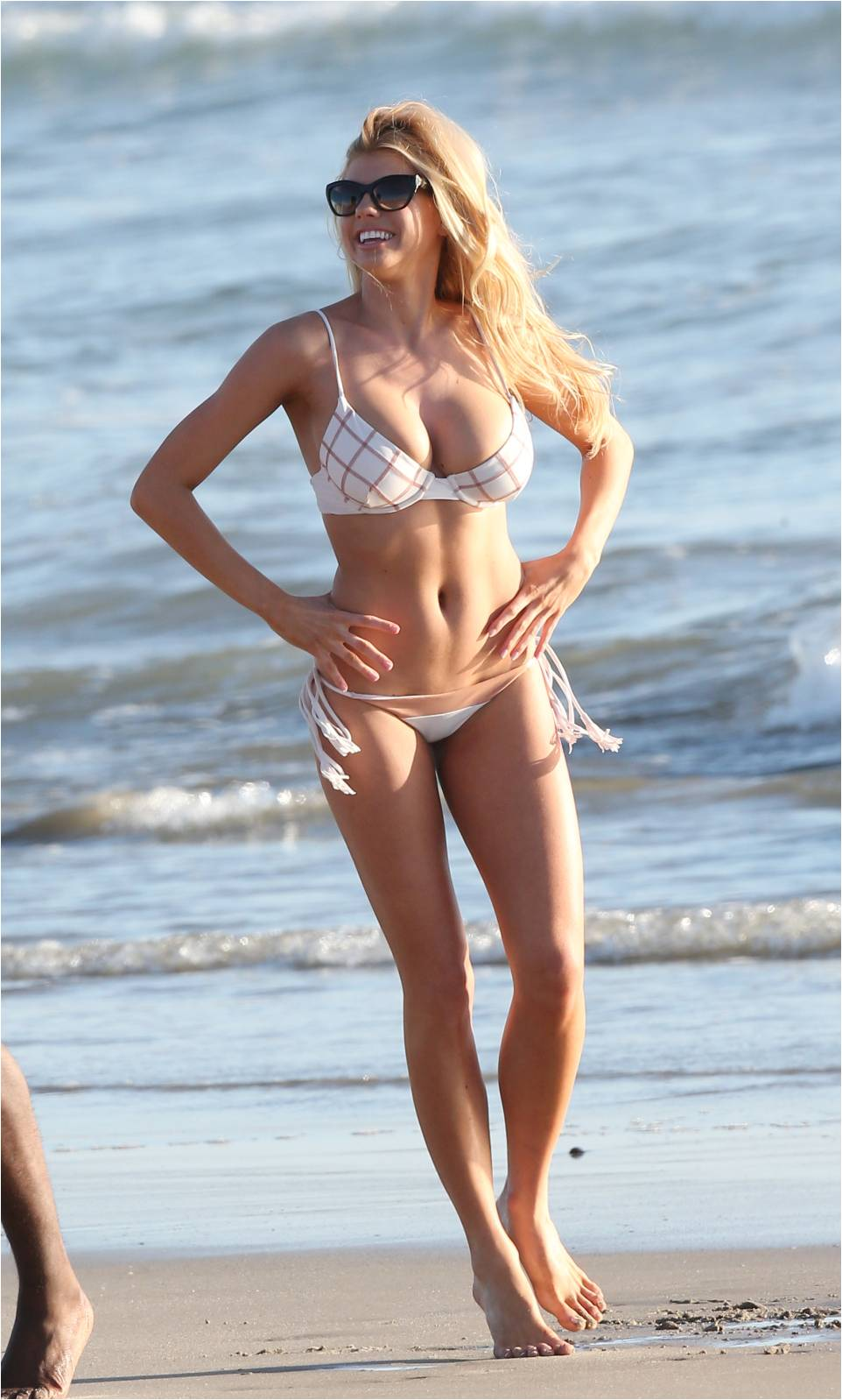 Charlotte McKinney - 2015 Bikini Moments