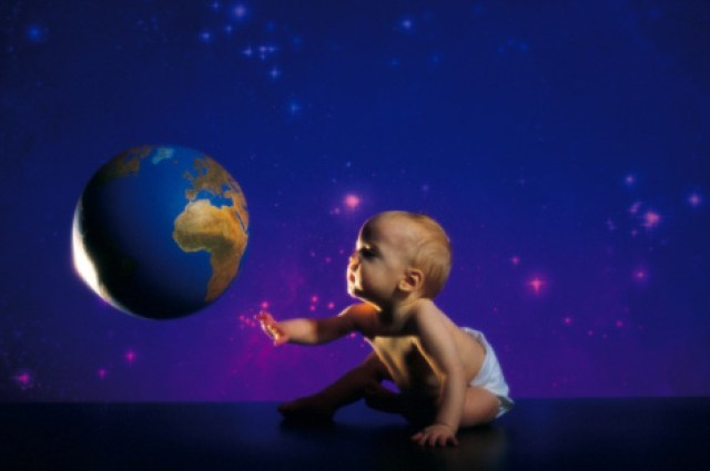 scale baby universe