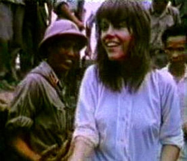 America vietnam hanoi-jane fonda