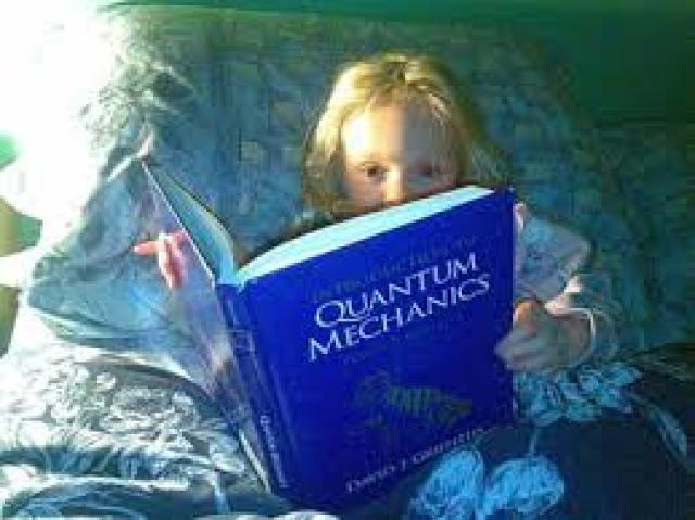 Quantum mechanics (1)