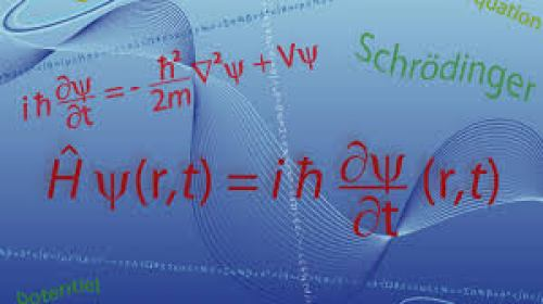 wave equation schrodinger