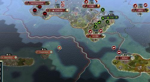 CIV5 General Screen Shot