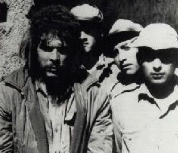 Che Guevara a few hours before his execution murder