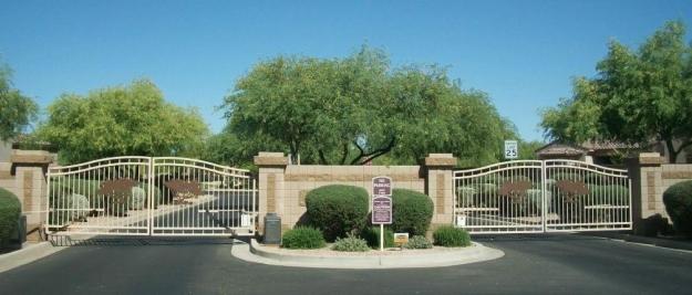 Gated Arizona Community