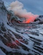 fire like water