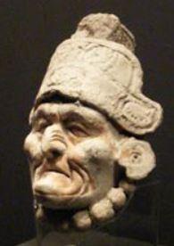 old mayan man