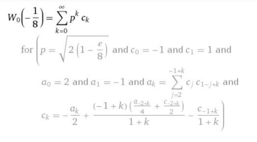 mathematics – The Billy Lee Pontificator
