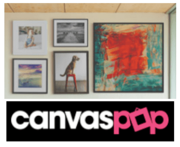 Canvas Pop Prints