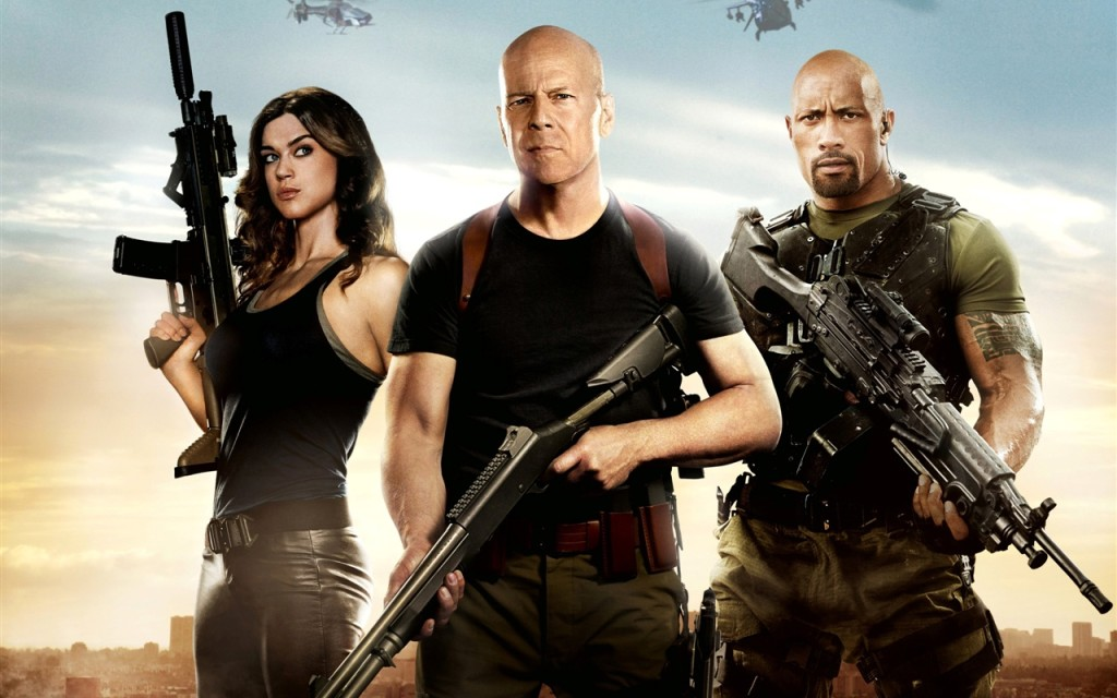 "Let's Find 5 Nice Things to Say About ""G.I. Joe: Retaliation"" (Review)"