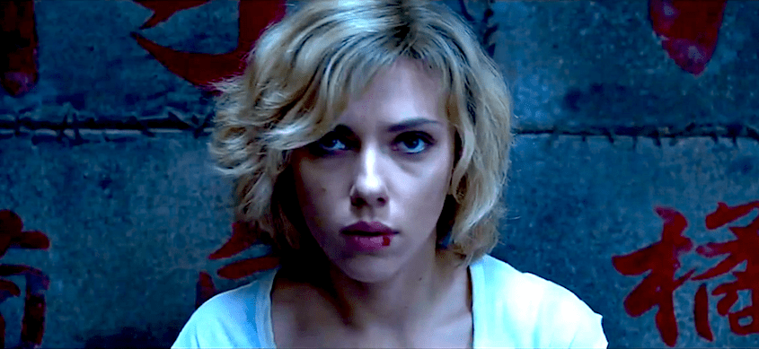 "Loving a Dumb Movie: ""Lucy"" (Film Review)"