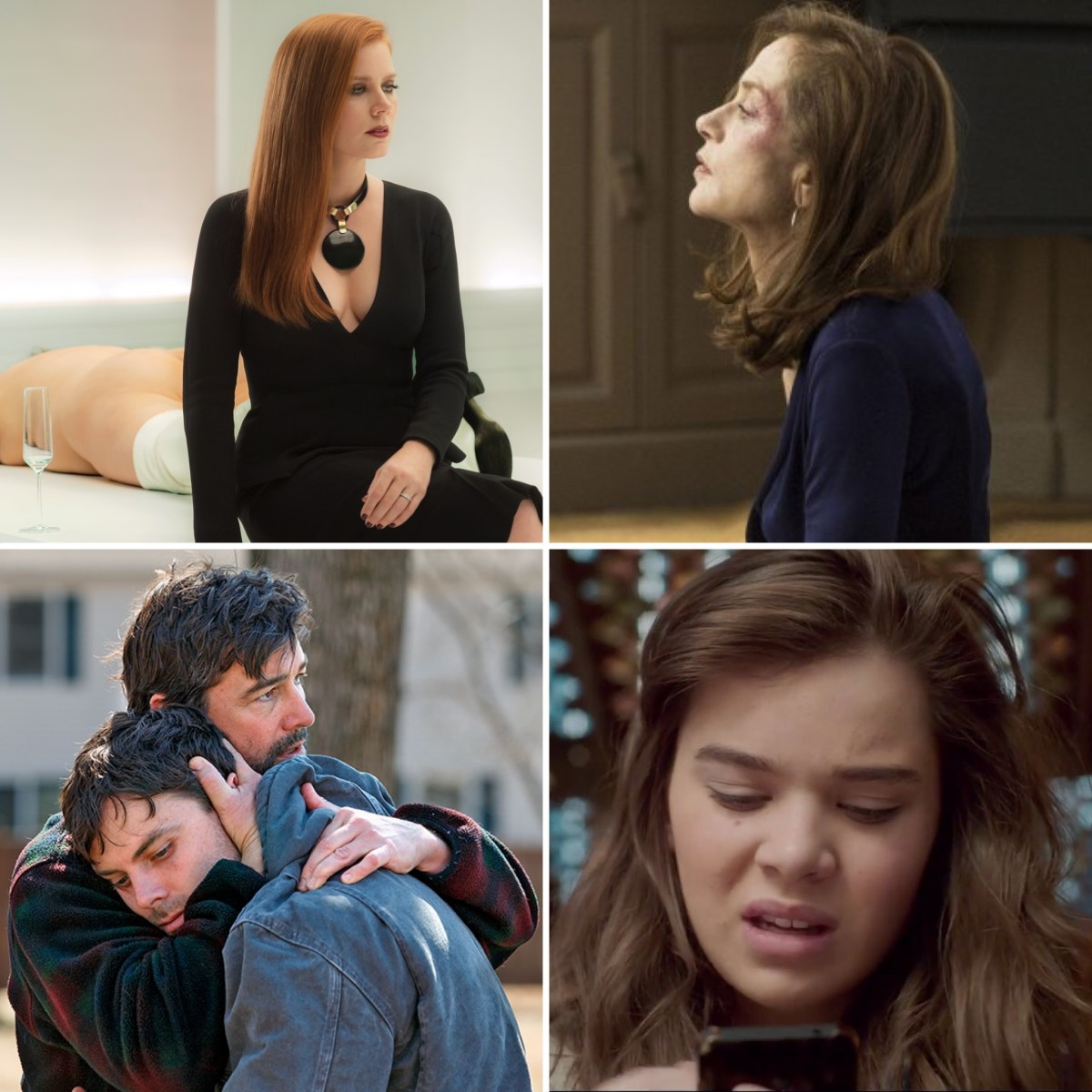 The Binge Movie Podcast: Nocturnal Animals | Elle | Manchester by the Sea | The Edge of Seventeen