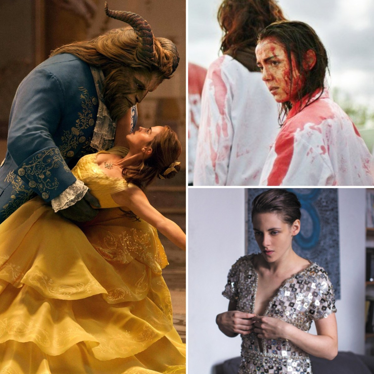 The Binge Movie Podcast: Beauty and the Beast | Raw | Personal Shopper