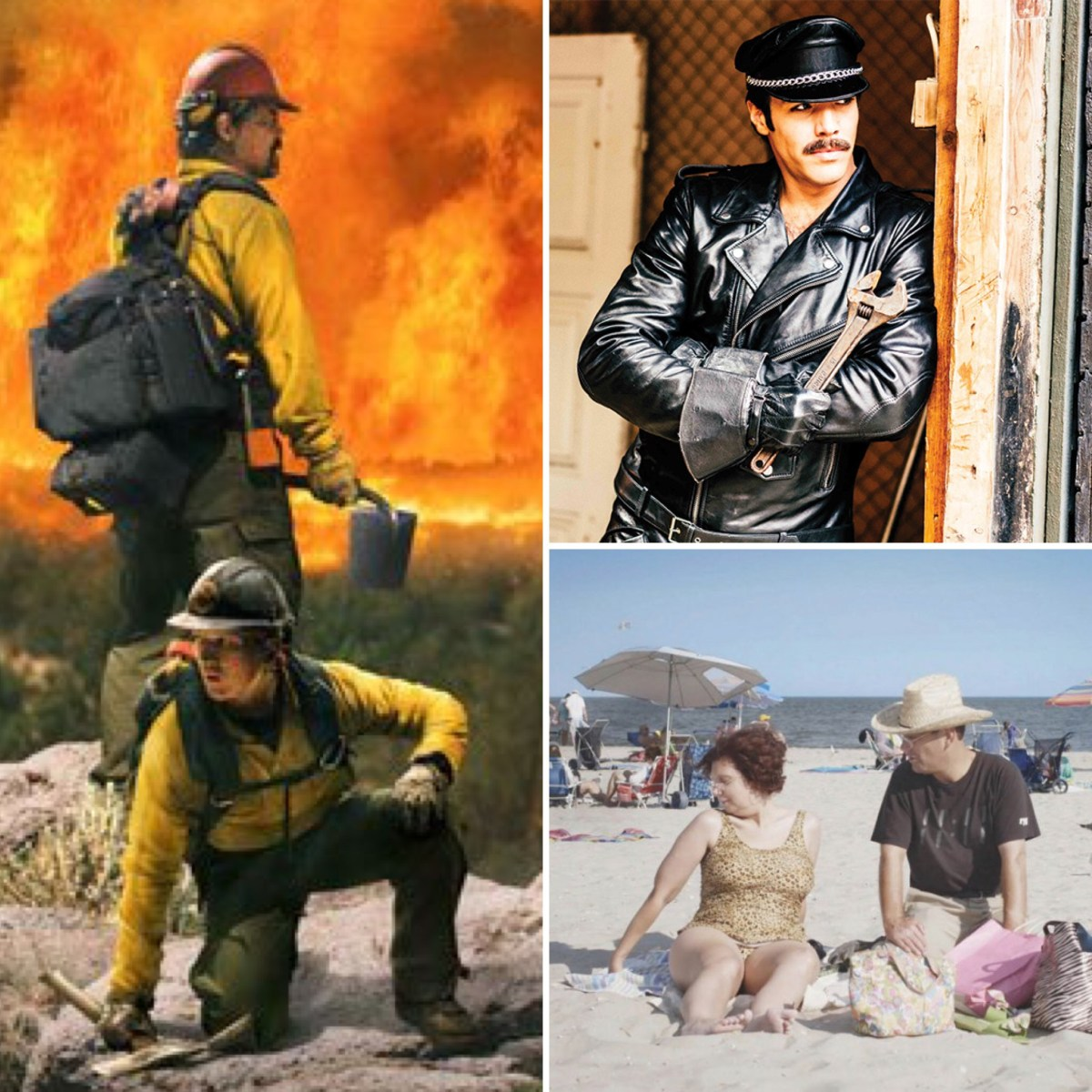The Binge Movie Podcast: Only the Brave | Tom of Finland | Dina