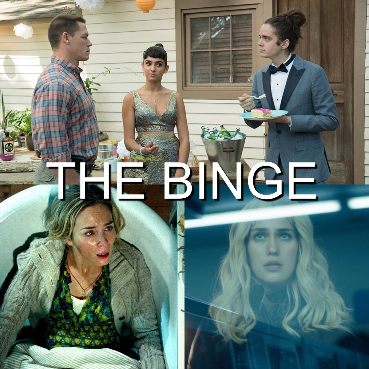 The Binge Movie Podcast: A Quiet Place | Blockers | Gemini