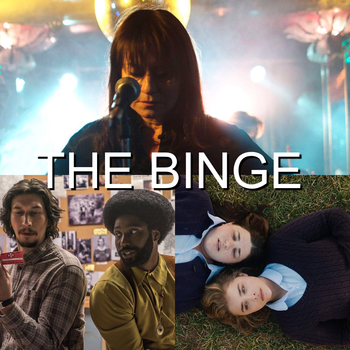 The Binge Movie Podcast: BlacKkKlansman | The Miseducation of Cameron Post | Nico, 1988