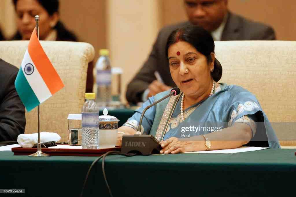 Sushma Swaraj Biography In Hindi - सुषमा स्वराज की जीवनी