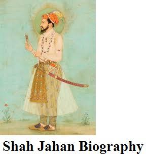 Shah Jahan Biography In Hindi - Thebiohindi