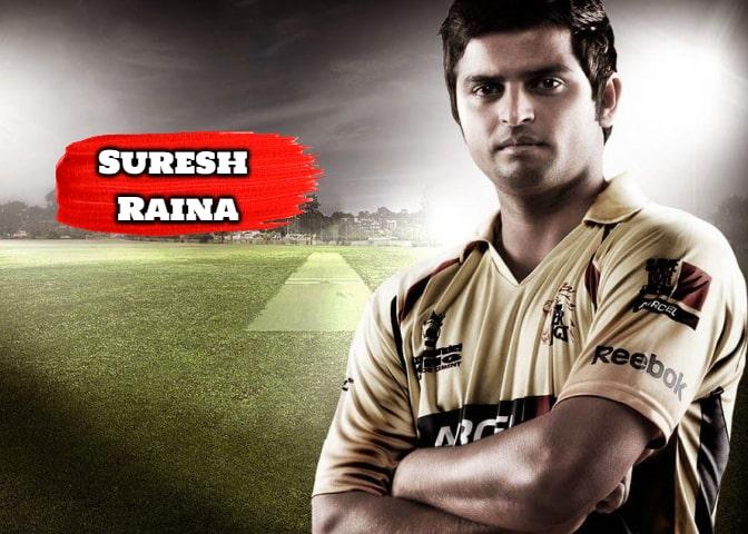 Biography Of Suresh Raina In Hindi - सुरेश रैना की जीवनी