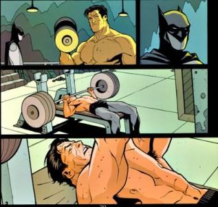 batman weights