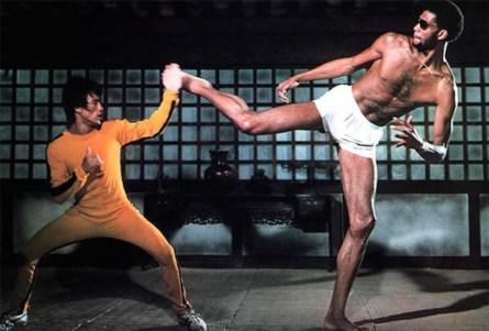 Bruce Lee Core Training